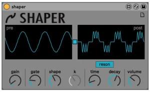 shaper plugin
