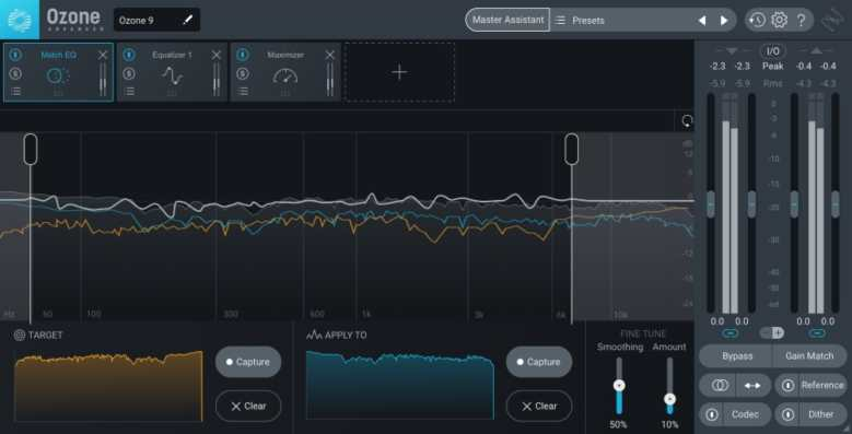 Ozone-9-Advanced-match-eq-PluginBoutique
