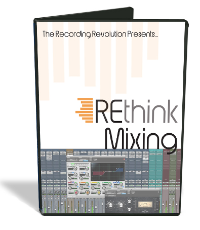 Welcome to rethink mixing recording revolution welcome to rethink mixing malvernweather Gallery