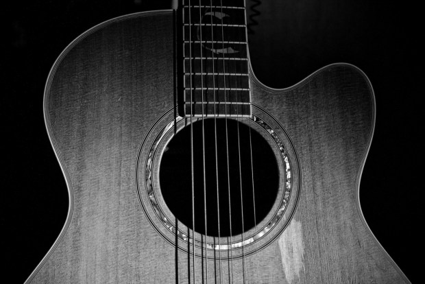how to play revolution on acoustic guitar