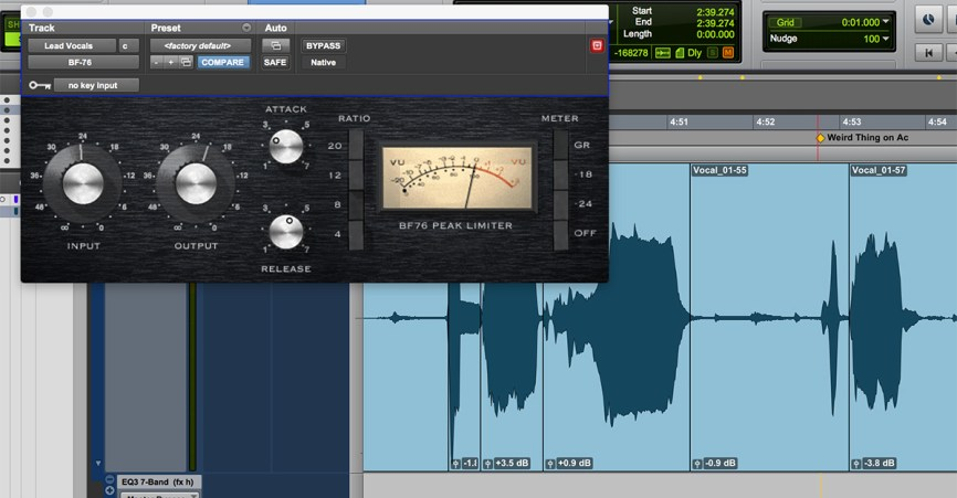 The Day I Stopped Relying on Compression for Vocals