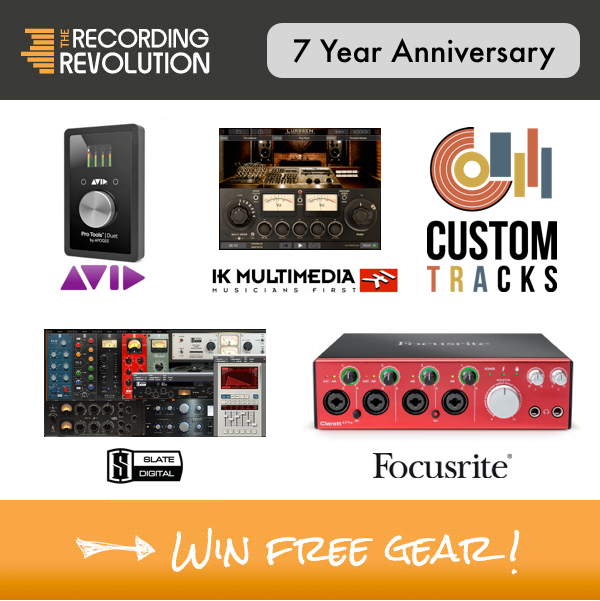 7 Years Of The Recording Revolution (Can I Give You Some