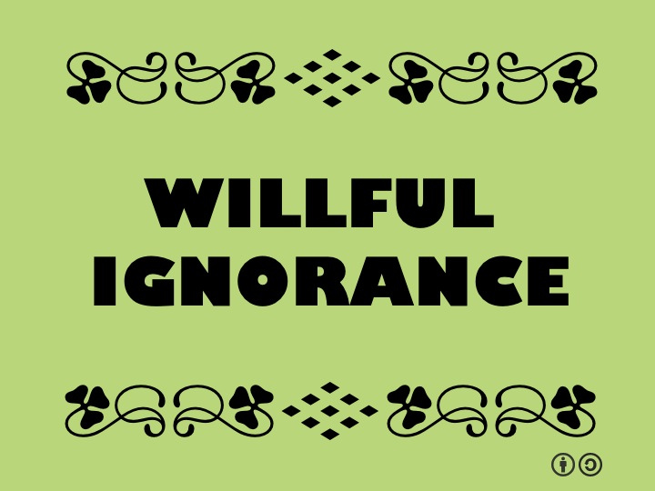 The Power Of Ignorance (And Why It's Critical To Your Musical Success) - Recording Revolution