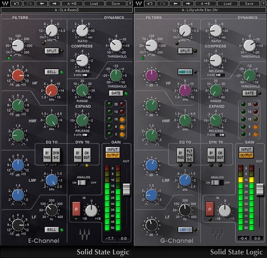 Mixing With The Channel Strip Principle - Recording Revolution