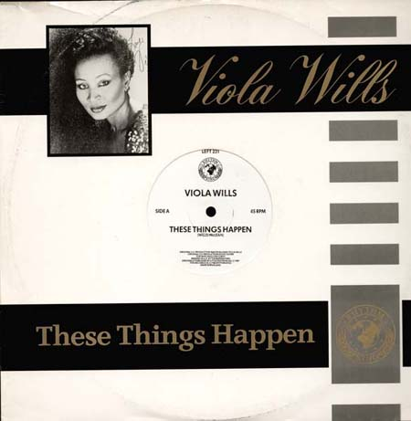 Viola Wills These Things Happen Records, Vinyl and CDs ...