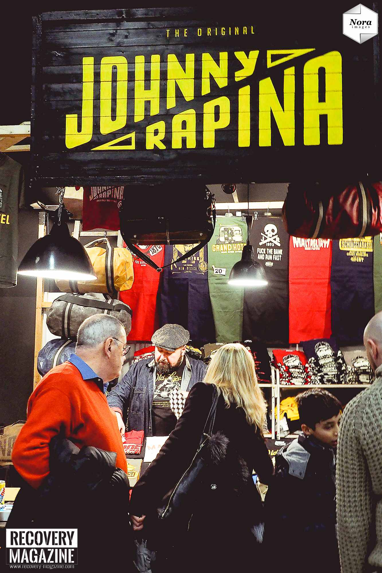 Milano Tattoo Convention Johnny rapina nora images