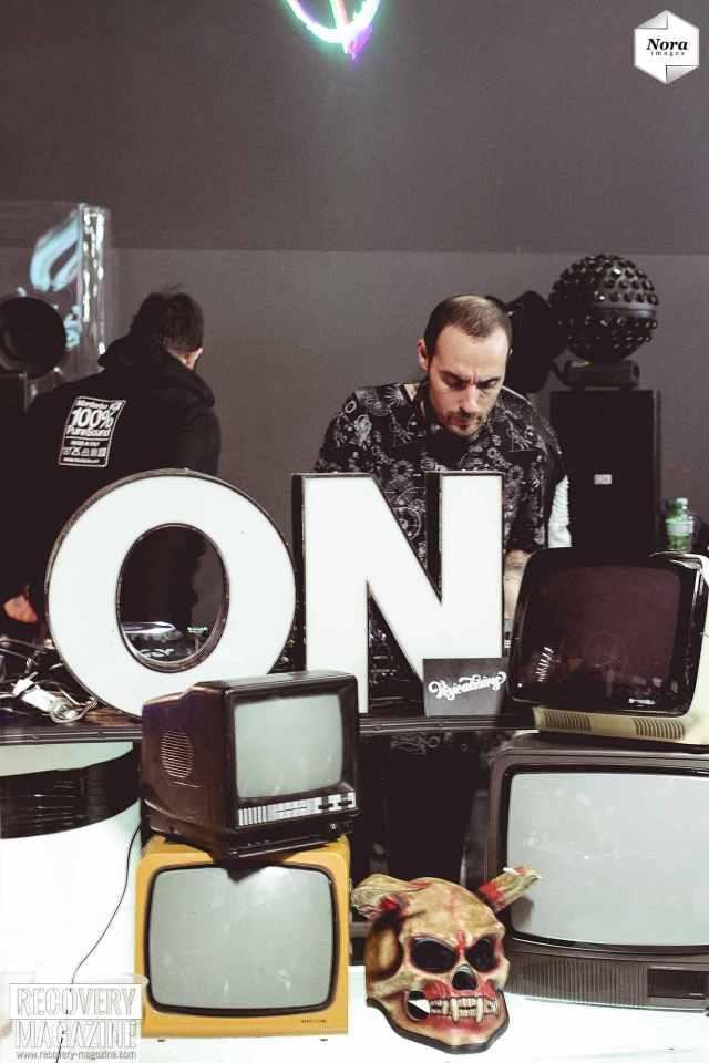 dj Milano Tattoo Convention nora images