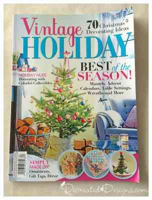 magazine-my-way-challenge-vintage-holiday-magazine