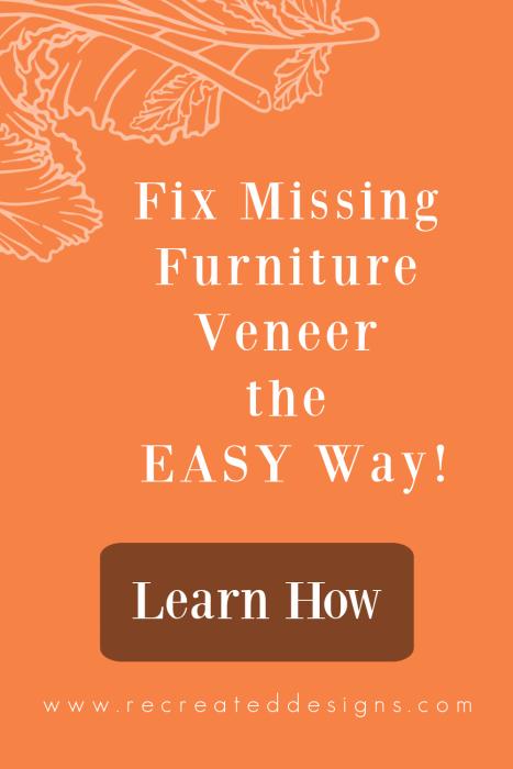 easily fix missing veneer tutorial
