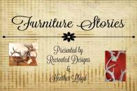 Furniture Stories Logo The story of the Antlers