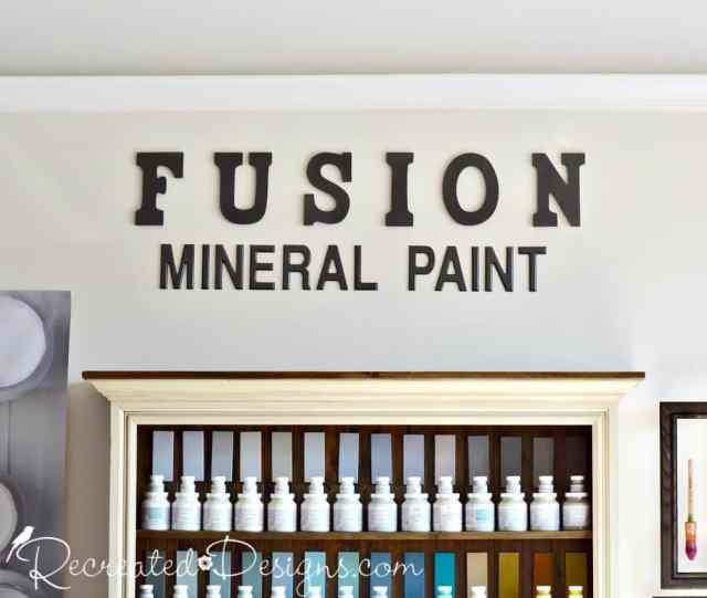 Fusion Mineral Paint Furniture Flipping Expo