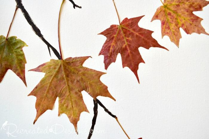 Make Stunning Art for Fall on a Budget - Recreated Designs