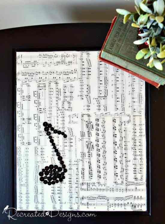 Enriotex Lite resin music table top
