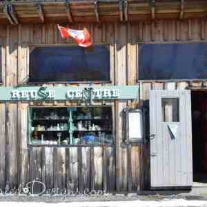 REuse Centre near Lanark Ontario