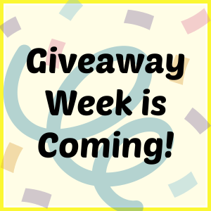 giveaway week