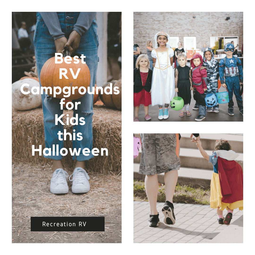 Best RV Campgrounds for Kids this Halloween