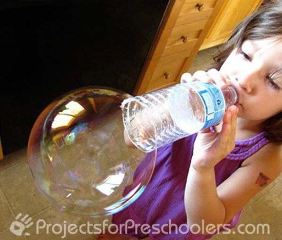 juguete de burbujas