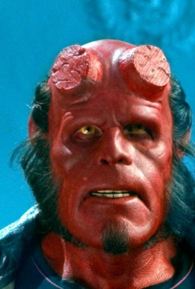 8. Ron Perlman, Hellboy II
