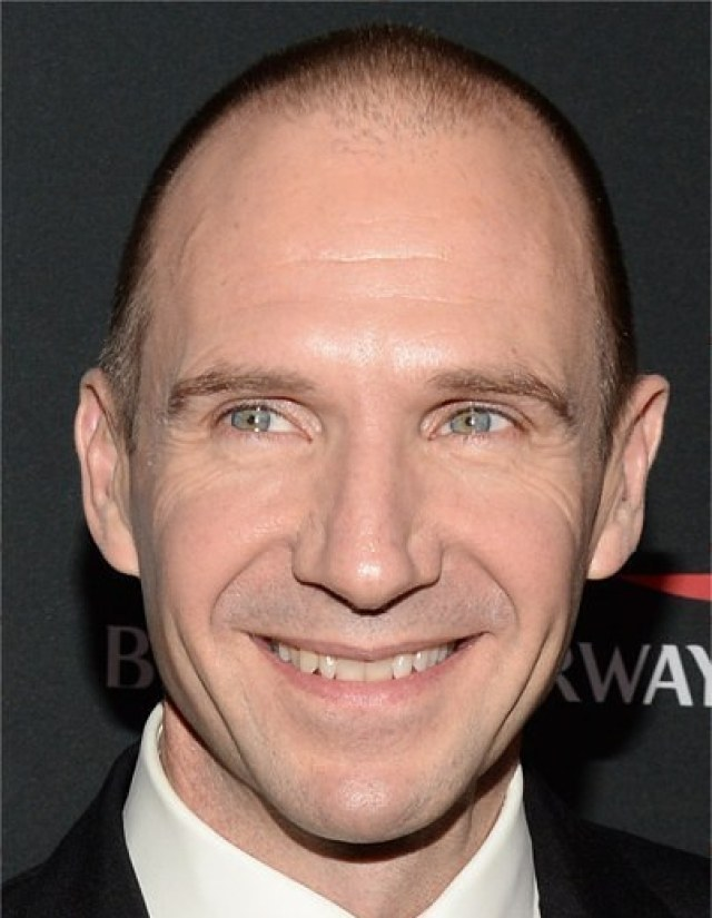 5. Ralph Fiennes, Harry Potter