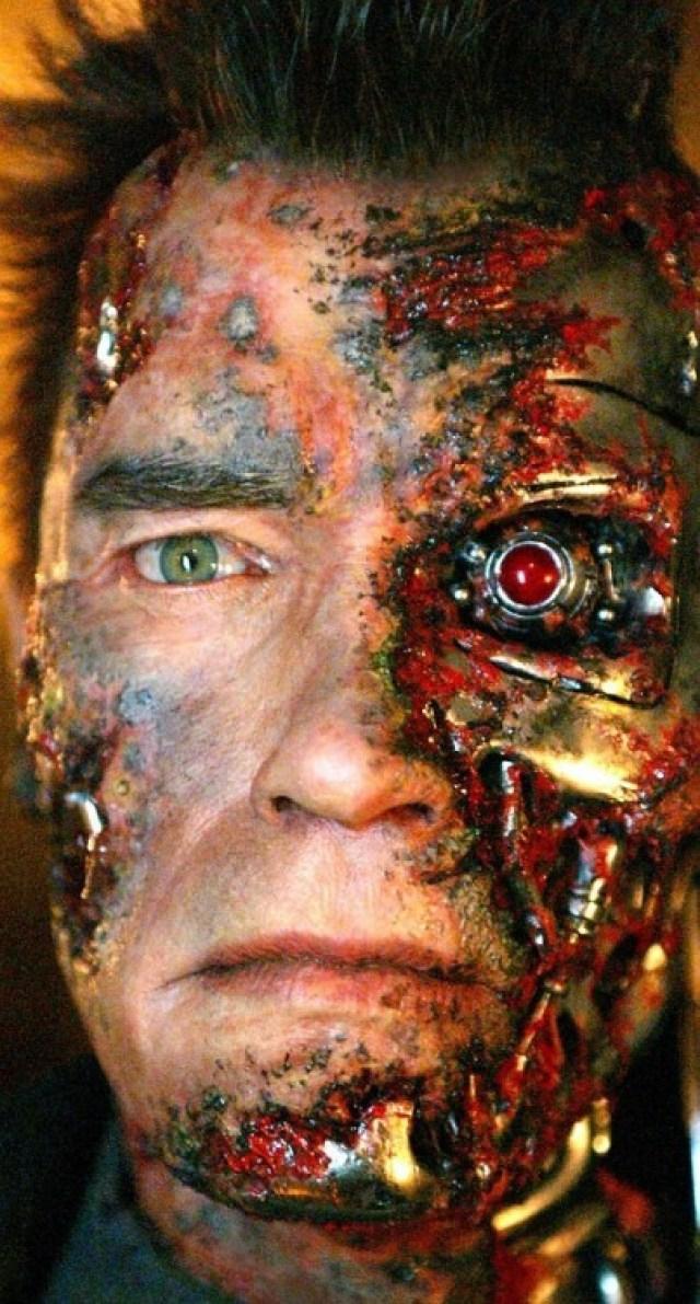 3. Arnold Schwarzenneger, Terminator 3