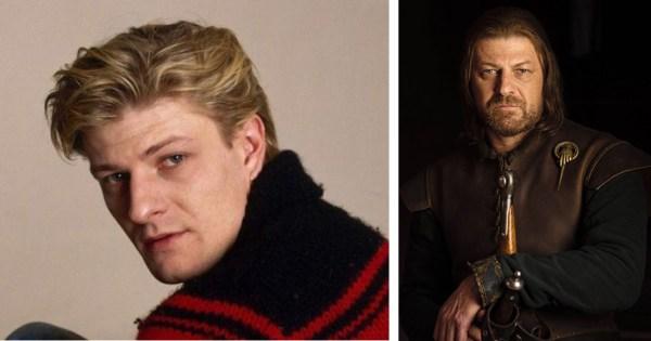 Así lucían los personajes de Game Of Thrones cuando eran ...