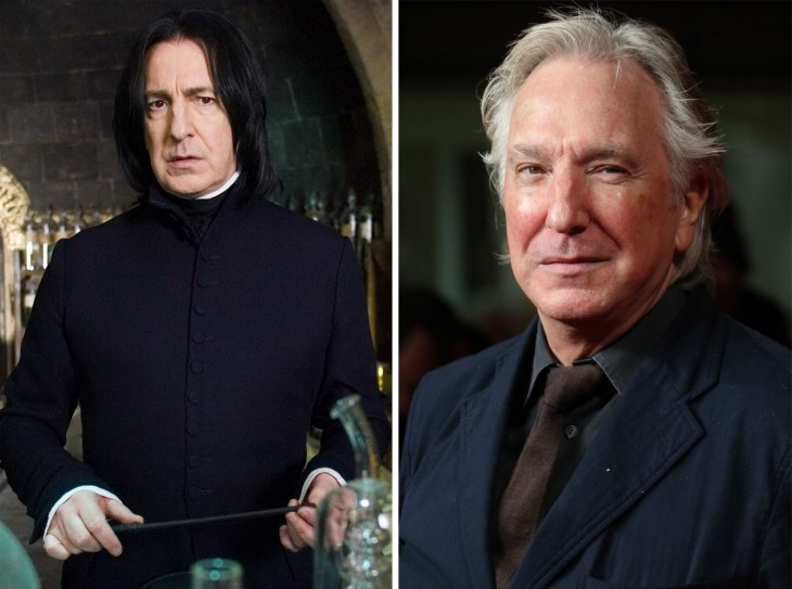 Snape Malfoy And Lucius Potter Harry
