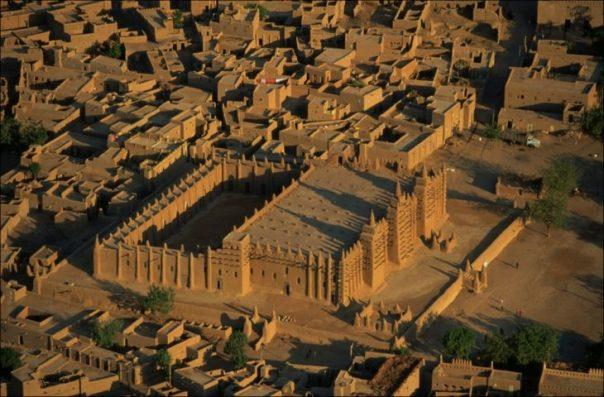 mezquita en mali 2