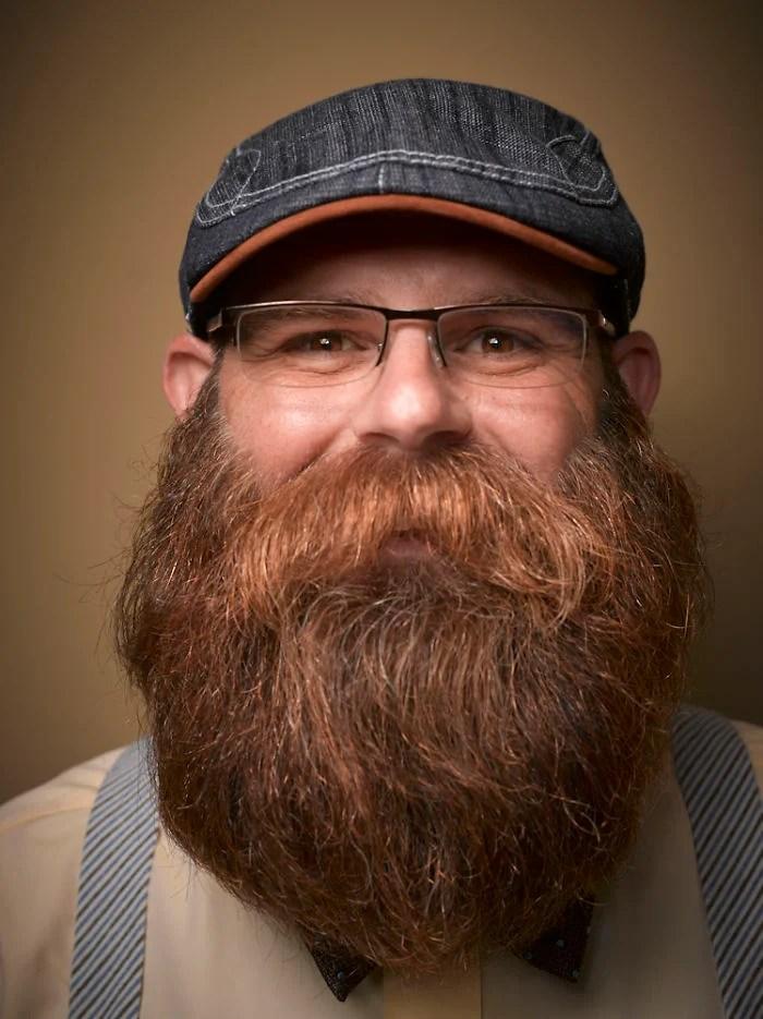 Machos Presumen Sus Mejores Barbas Y Bigotes En Concurso