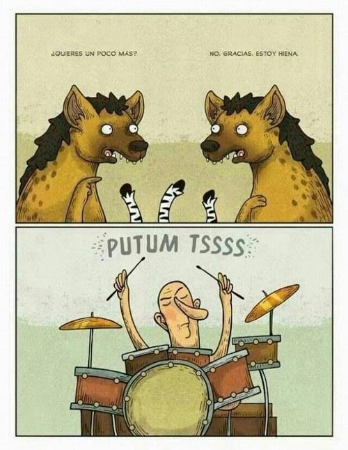 hiena Memes simples