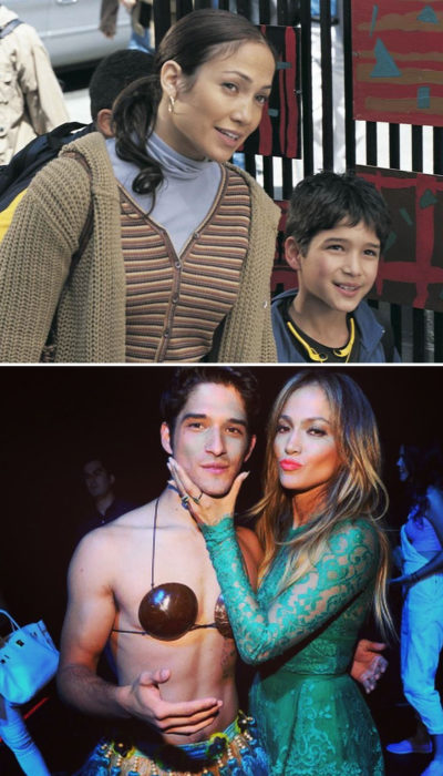 actores de maid in manhattan 2002 vs 2014