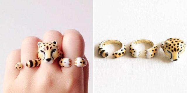 jaguar anillo
