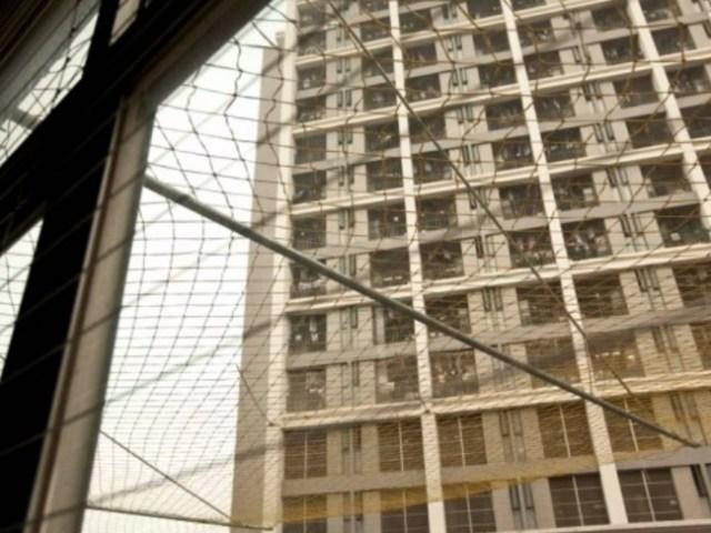 edificios anti suicidios China