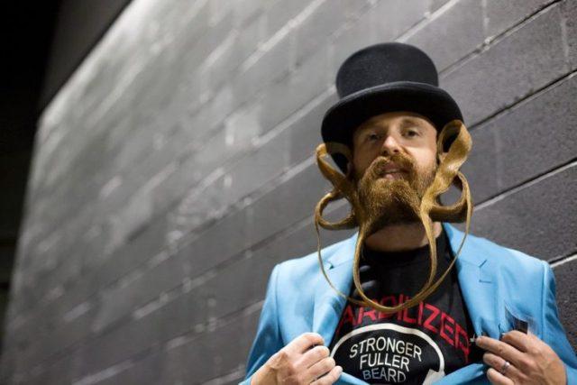 barba con estilo