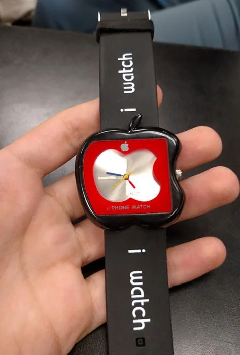 duplicado de apple watch