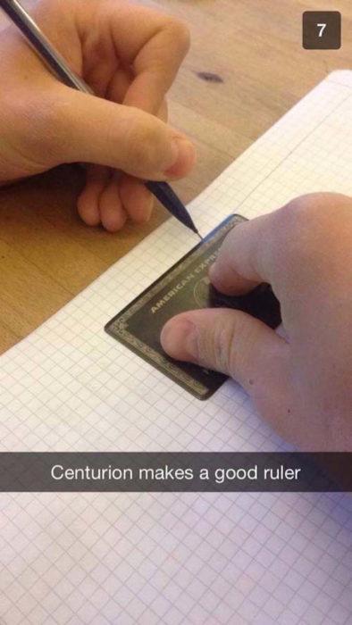 regla más cara