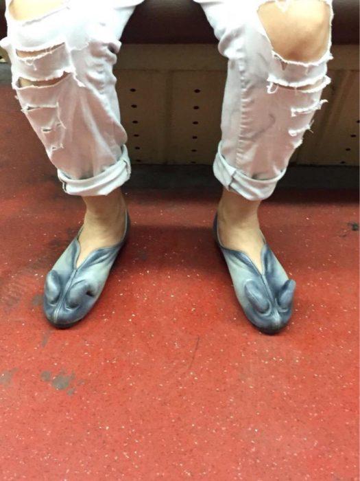 metro rusia zapatos duende
