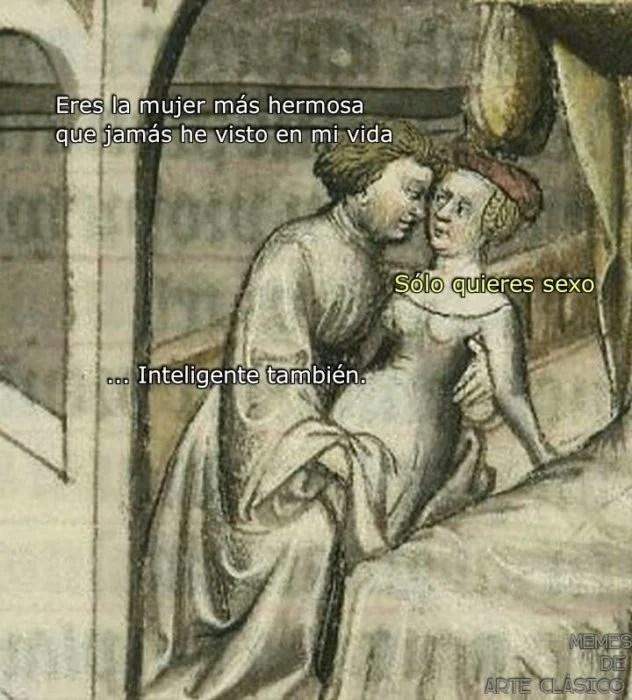 meme de sexo en la edad media