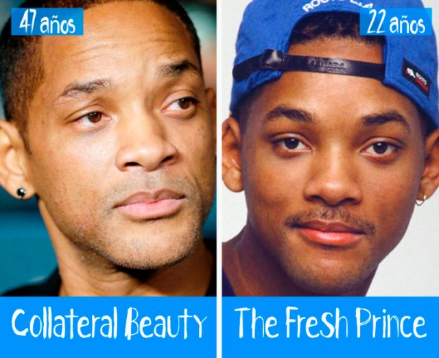 Will Smith en su primer y último papel