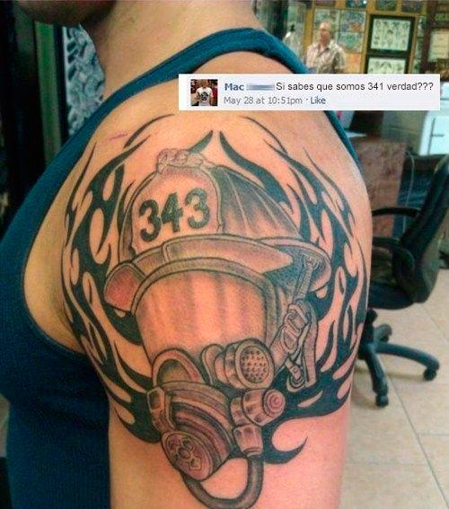 Fails tatuajes - 343 ó 341