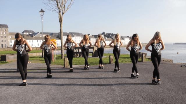 chicas irlandesas