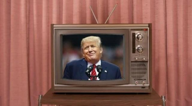 Americanos en tv