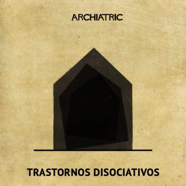 Archiatric casa trastorno disociativo
