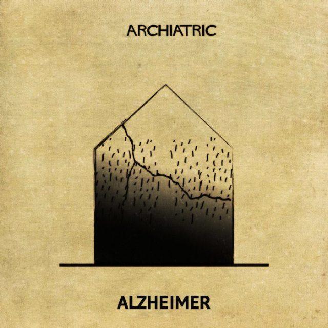 alzheimer Archiatric casa