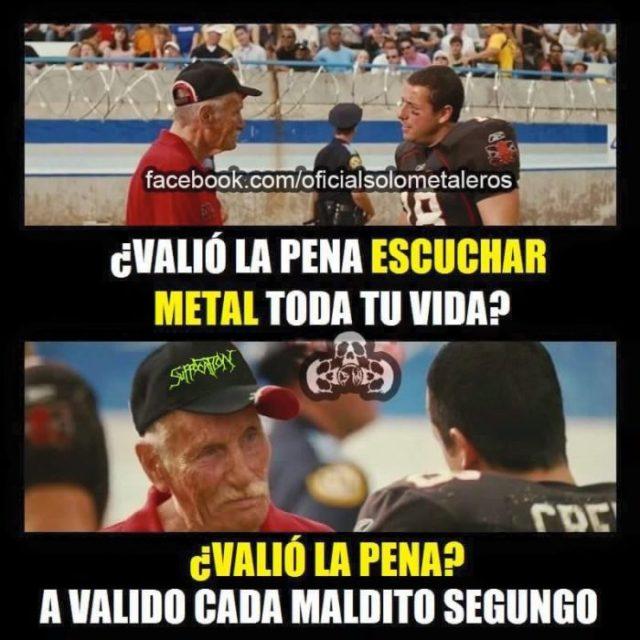 escuchar metal meme