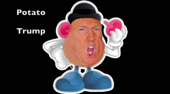 Potato Trump