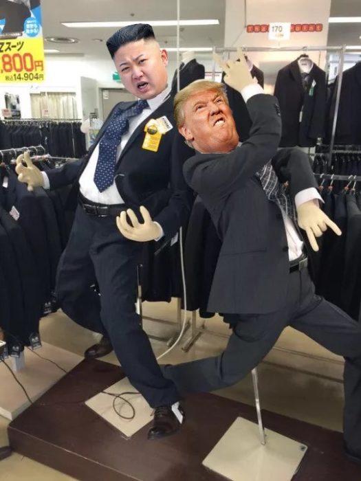 batalla maniquis trump