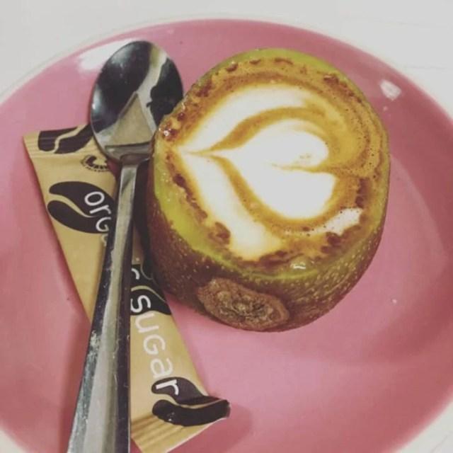 café en kiwi