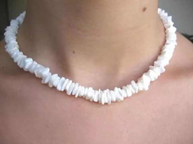 collar de concha