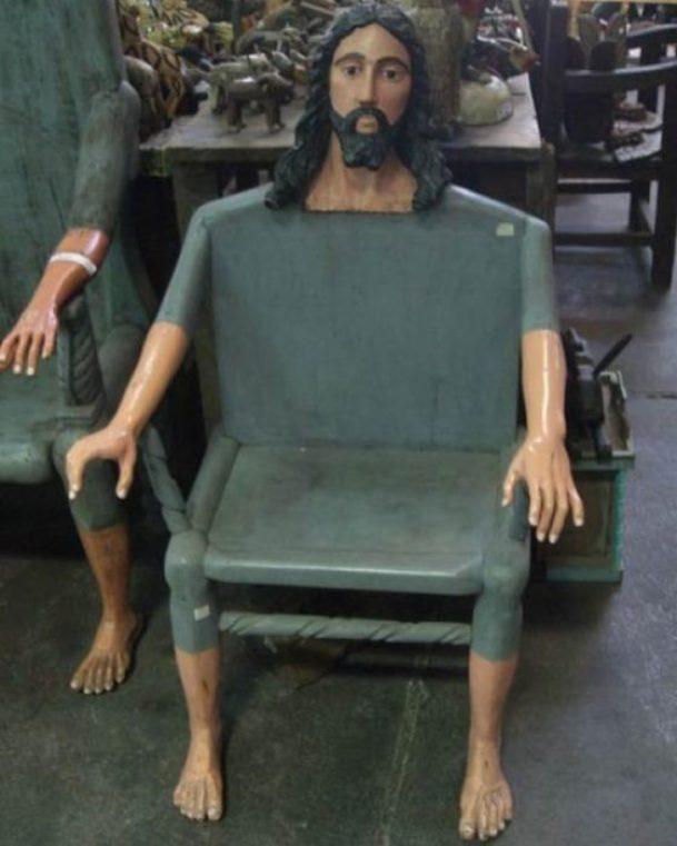 Silla de Jesús
