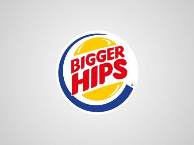 Logos sinceros - bigger hips